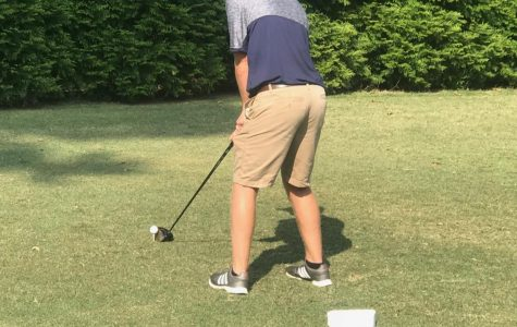 Golf team starts season Aug. 14
