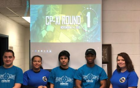 Eagles earn honors at CyberPatriot Challenge